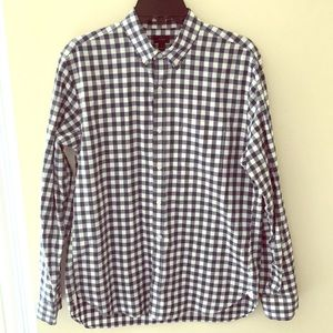 J. Crew Checkered Shirt